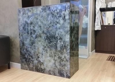 Grigolin srl - metallo verniciato lucido trasparente